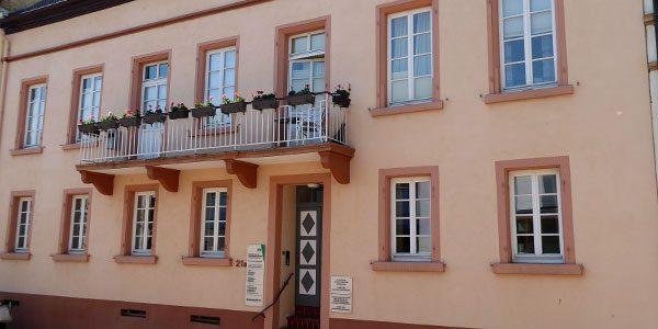 IFKV-Eingang